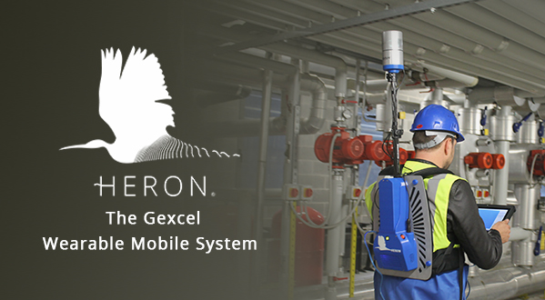 HERON Wearable Mobile Mapping System