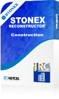 stonex-reconstructor construction box