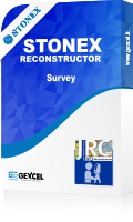 stonex-reconstructor survey box