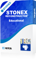 stonex-reconstructor educational box