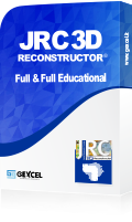 jrc 3d reconstructor full pacchetto software