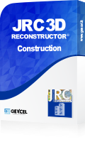 jrc 3d reconstructor construction pacchetto software