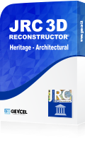 jrc 3d reconstructor heritage-architectural pacchetto software
