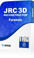 jrc 3d reconstructor forensic pacchetto software