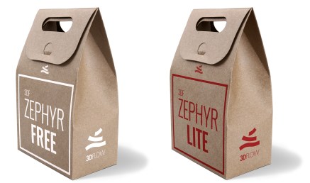 3DF ZEPHYR BAG Free and Lite